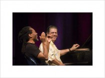 Bobby McFerrin with Chick Coreain in Essen