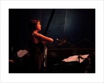 Ingrid Laubrock Anti House@MoersFestival 2012 – Ingrid Laubrock