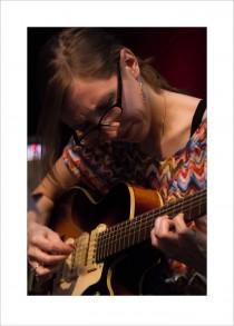 Ingrid Laubrock Anti House@MoersFestival 2012 – Mary Halvorson