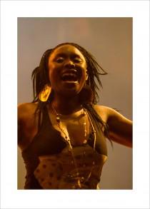 Joe Bowie's Defunkt n'EU Soul@MoersFestival 2012 – Emma Lamadji