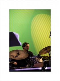 Joe Talia – Andrea Keller Quartet @ MoersFestival 2007
