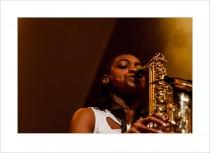 Lakecia Benjamin & Soul Squad @MoersFestival 2012 – Lakecia Benjamin