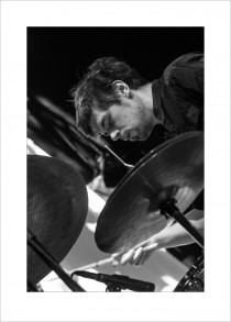 Landfermann & Burgwinkel @MoersFestival 2012 – Jonas Burgwinkel