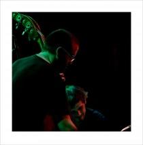 Landfermann & Burgwinkel @MoersFestival 2012 – Robert Landfermann