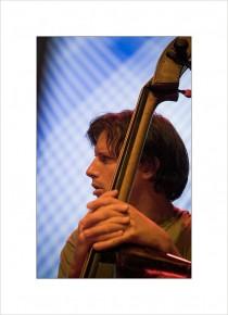 Matt-Penman – Hayden Chisholm The Embassadors @ MoersFestival 2007
