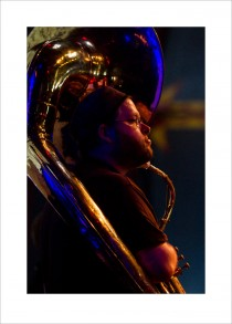Alexander Morsey – The Dorf @MoersFestival 2012